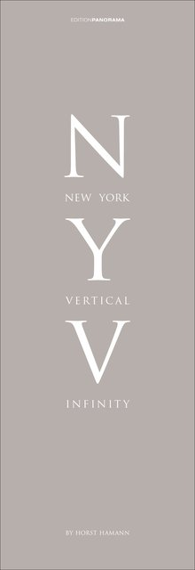 Kalender New York Vertical Infinity